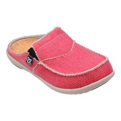 Women's Spenco Siesta Slide Nautical Red