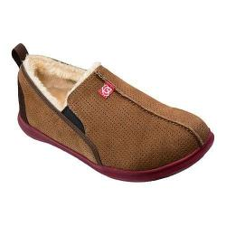 Men's Spenco Supreme Slipper Bison Suede