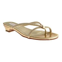 Women's Touch Ups Ashley Gold Metallic