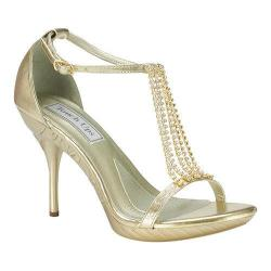 Women's Touch Ups Cherise Gold Metallic