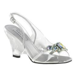 Women's Touch Ups Candy 2 Clear Vinyl
