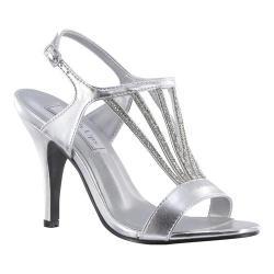 Women's Touch Ups Carmen Sparkly Sandal Silver
