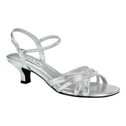 Women's Touch Ups Dakota Silver Metallic