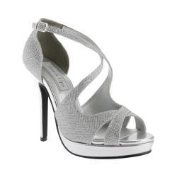 Women's Touch Ups Dana Sandal Silver Shimmer