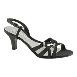 Women's Touch Ups Donetta Black Satin