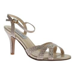 Women's Touch Ups Dulce Strappy Sandal Champagne Shimmer