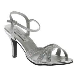 Women's Touch Ups Dulce Strappy Sandal Silver Shimmer