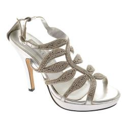 Women's Touch Ups Fire Silver Metallic