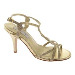 Women's Touch Ups Fran Gold Glitter
