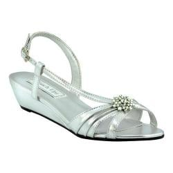 Women's Touch Ups Geri Silver Metallic
