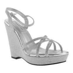 Women's Touch Ups Jaden Sandal Silver Shimmer