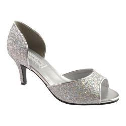 Women's Touch Ups Jolee Silver Glitter