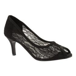 Women's Touch Ups Lupe Black Lace