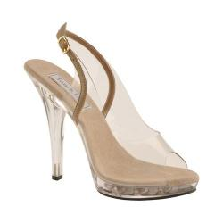 Women's Touch Ups May Taupe Vinyl