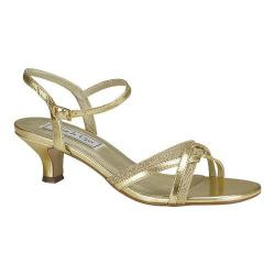Women's Touch Ups Melanie Sandal Gold Metallic