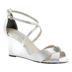 Women's Touch Ups Mickey White Satin