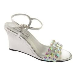 Women's Touch Ups Norma Silver Metallic