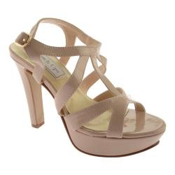 Women's Touch Ups Queenie II Nude Patent