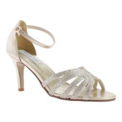 Women's Touch Ups Rapture Glitter Sandal Champagne Glitter