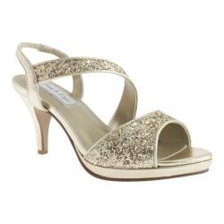 Women's Touch Ups Reagan Gold Glitter