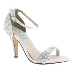 Women's Touch Ups Rena White Satin