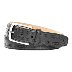 Men's Trafalgar Hatcher Belt Black