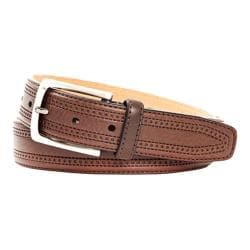 Men's Trafalgar Hatcher Belt Brown