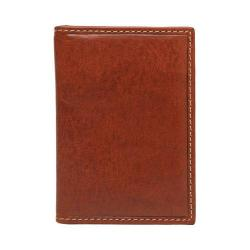 Men's Trafalgar Hawthorne Exterior Money Clip Wallet Tan