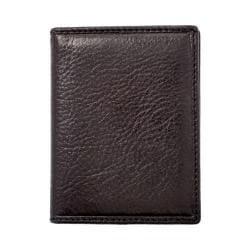 Men's Trafalgar Hawthorne L-Fold Wallet Black