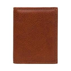 Men's Trafalgar Hawthorne L-Fold Wallet Tan