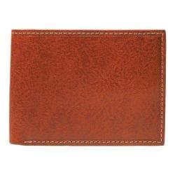 Men's Trafalgar Hawthorne Slimfold Wallet Tan