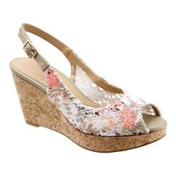 Women's Trotters Allie Floral Crochet