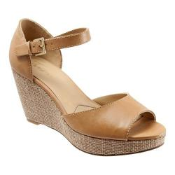 Women's Trotters Amber Sand Dull Leather