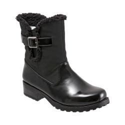 Women's Trotters Blast III Boot Black Box Synthetic/Rubber