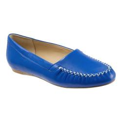Women's Trotters Mila Royal Blue Soft Nappa