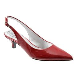 Women's Trotters Prima Red Patent Leather