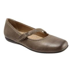 Women's Trotters Simmy Sage Veg Tumbled Leather