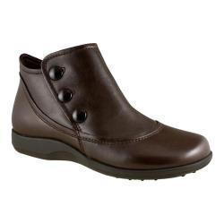 Women's Walking Cradles Zenith Brown Leather