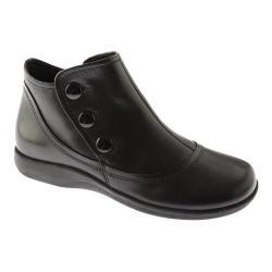 Women's Walking Cradles Zenith Black Leather
