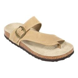 Women's White Mountain Carly Jute Leather