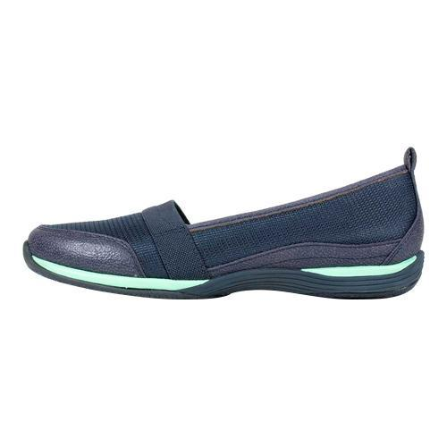 Women's White Mountain Gladden Slip-On Flat Navy Multi Mesh - Free Shipping  On Orders Over $45 - Overstock.com - 18708206