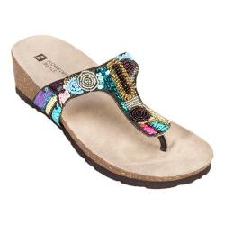 Women's White Mountain Cordoba Brown Leather