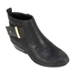 Women's White Mountain Limerick Bootie Black Fabric