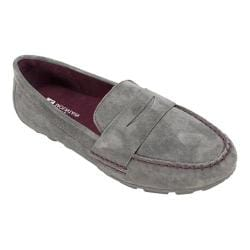 Women's White Mountain Skipper Dark Charcoal