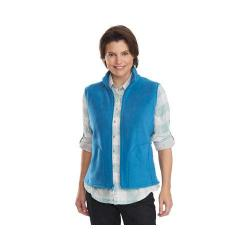 Women's Woolrich Andes Fleece Vest Seaport