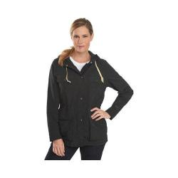 Women's Woolrich Lightweight Mountain Parka Black