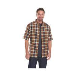 Men's Woolrich Timberline Plaid Shirt Chimney