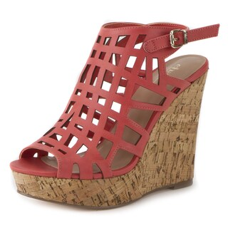 Charles by Charles David Affluent Coral Sandal (3 options available)