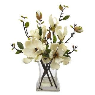 Magnolia Arrangement w/Vase