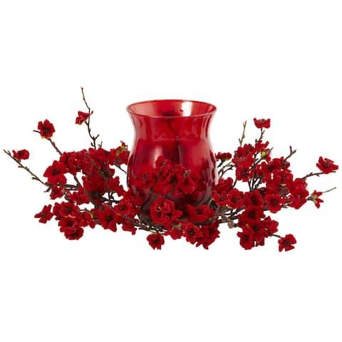Plum Blossom Candelabrum - Not Available